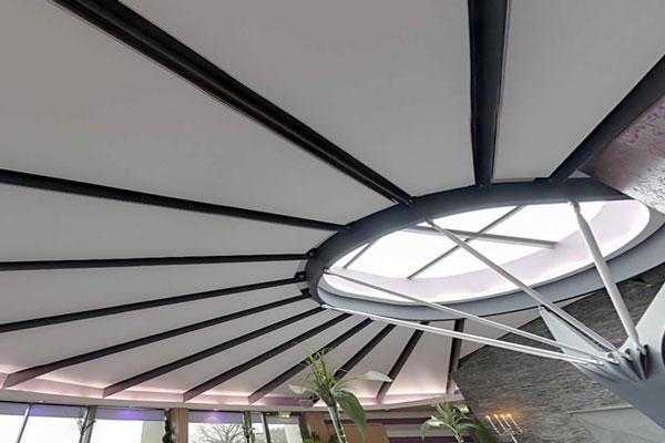 سقف کشسان آکوستیک