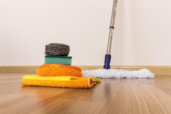 نگهداری و نظافت از کفپوش پی وی سی