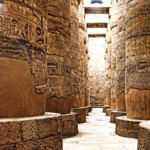 پوستر دیواری طرح معبد