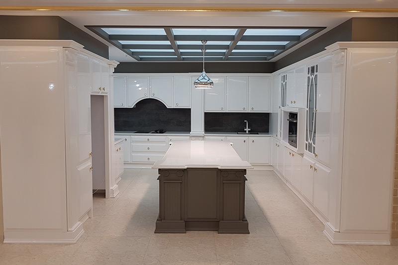 مدل کابینت آشپزخانه enzo