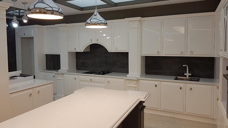 ساخت کابینت آشپزخانه لوکس