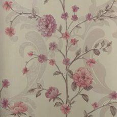 فروش کاغذ دیواری گلدار آماندا کد 713313