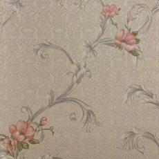 فروش کاغذ دیواری روشن گل دار مای استار کد 5562