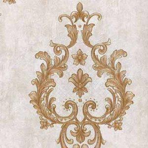 کاغذ دیواری طرح داماسک مای استار کد 8826